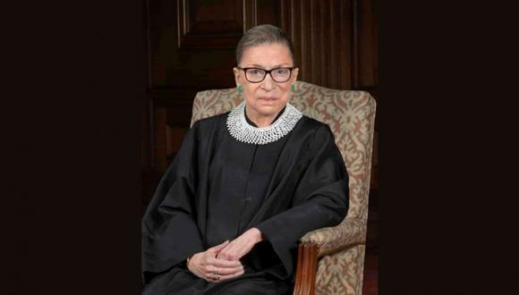 שופטת בית המשפט העליון האמריקני, רות באדר-גינסבורג (2020-1933)