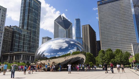 מגורים בשיקגו
