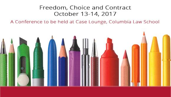 Freedom, Choice, and Contract